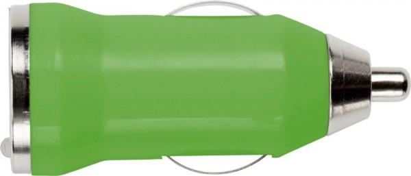 usb-kfz-ladestecker-grün