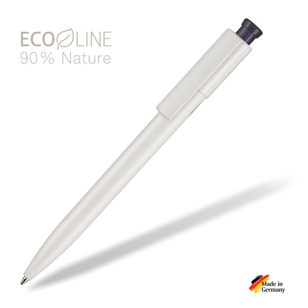 Kugelschreiber Ritter Pen Organic grau