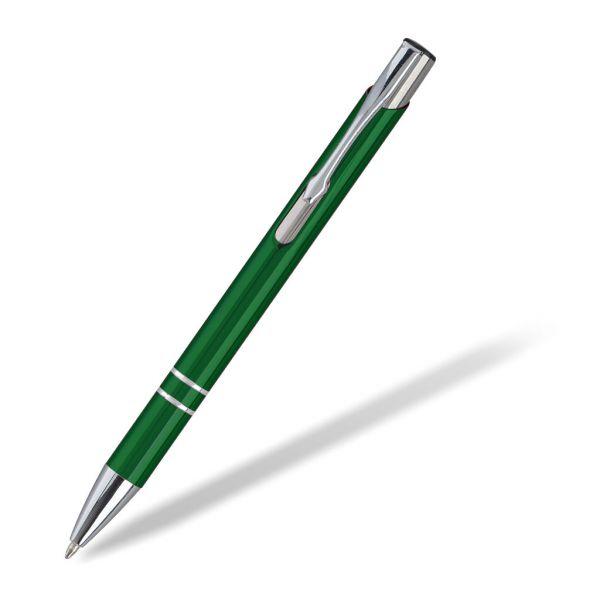 Metallkuglschreiber Terax grün