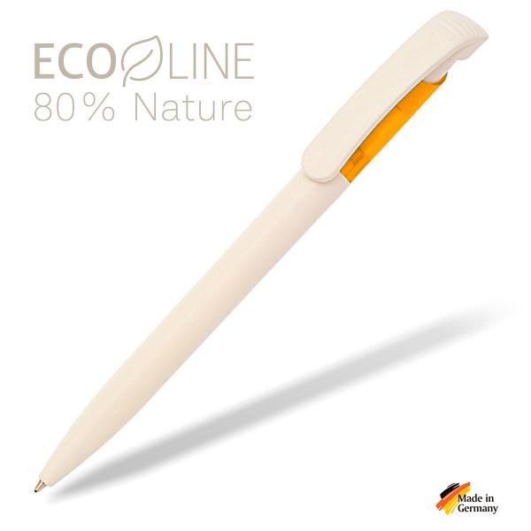 Kugelschreiber Ritter Bio Pen gelb