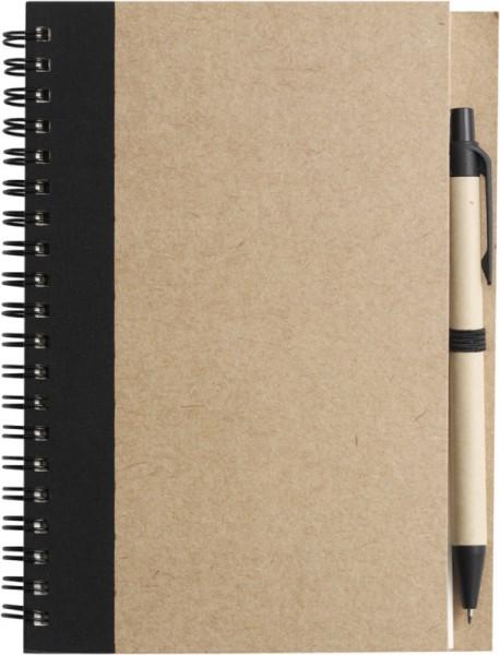 notizbuch-recycelt-schwarz
