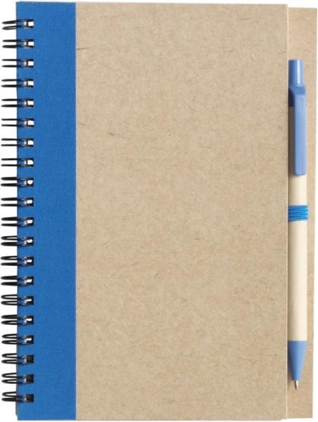 notizbuch-recycelt-blau