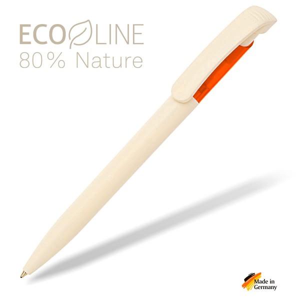 Kugelschreiber Ritter Bio Pen orange