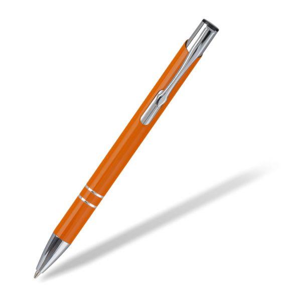 Metallkuglschreiber Terax orange
