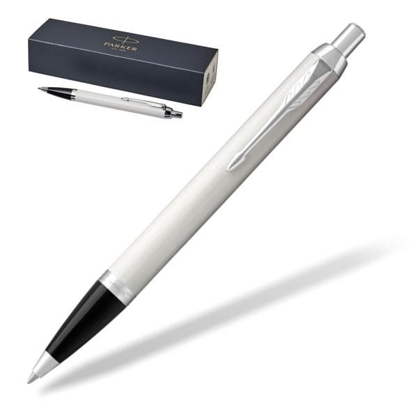 parker-kugelschreiber-im-weiss-silber
