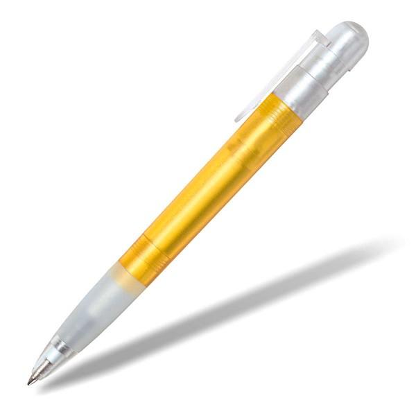 Kugelschreiber Tech Frost gelb