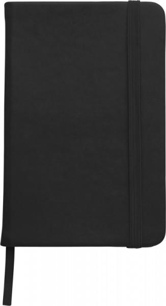 Notizbuch Tisson A6-schwarz