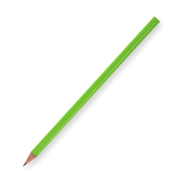 Bleistift Glanzlack hellgrün