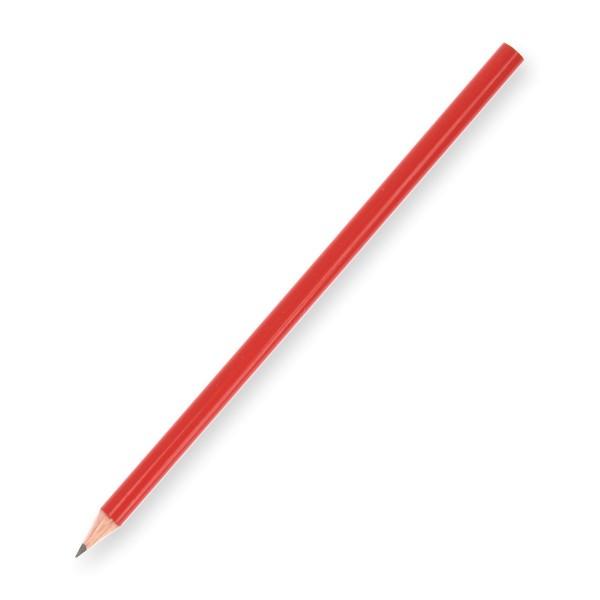 Bleistift Glanzlack rot