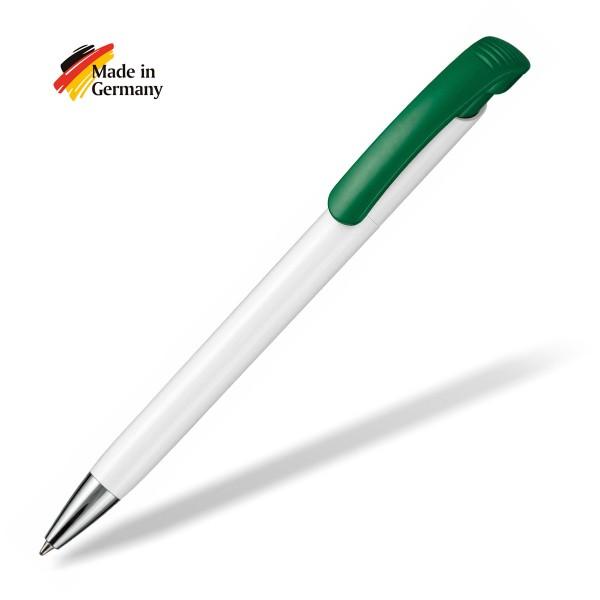 Ritter Pen Bonita weiß Clip grün