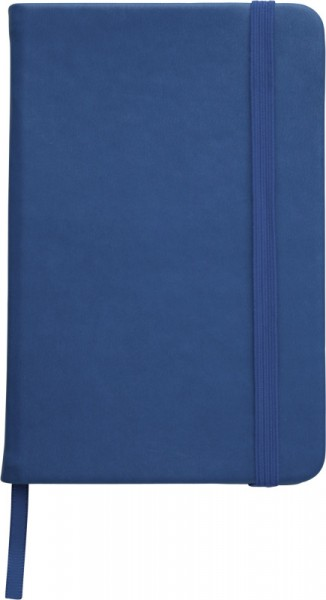 Notizbuch Tisson A6-blau