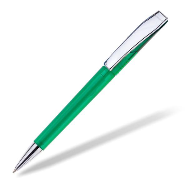Kugelschreiber EVO Transparent Metall Clip