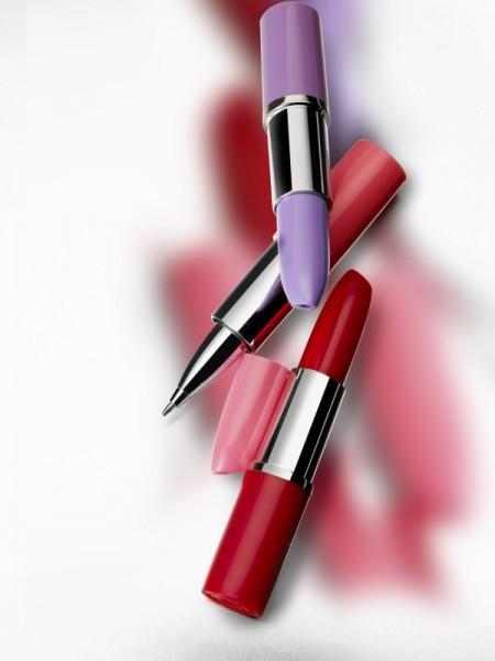 kugelschreiber-lippenstiftform-detailbild