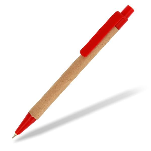 Kugelschreiber Pappe