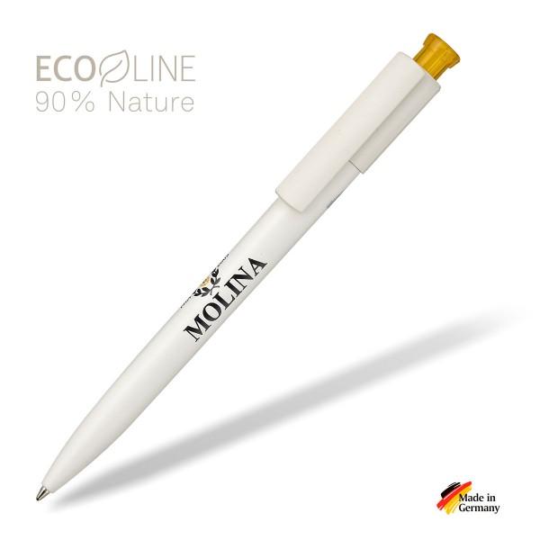 Kugelschreiber Ritter Pen Organic gelb
