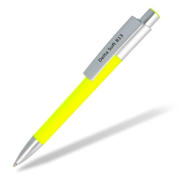 werbekugelschreiber-delta-soft-orange