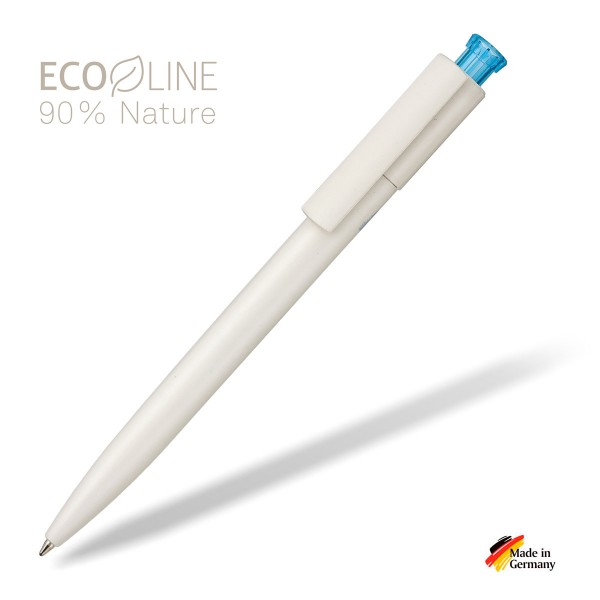 Kugelschreiber Ritter Pen Organic hellblau