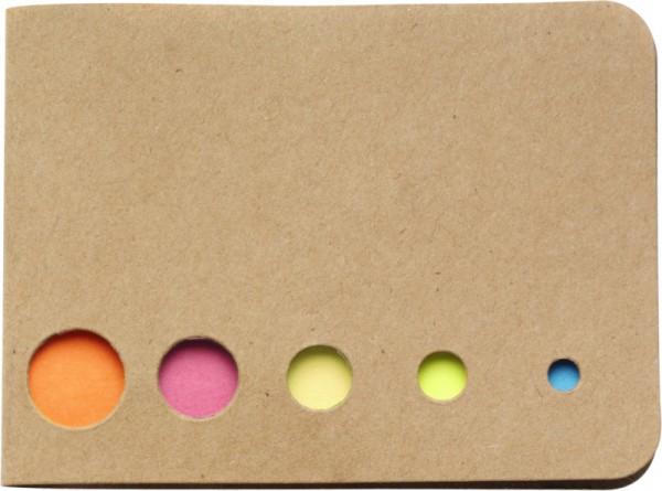 kleine-haftnotizen-5x20-braun