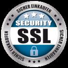 Der Shop ist vollständig SSL verschlüsselt - Ihre Daten sind sicher