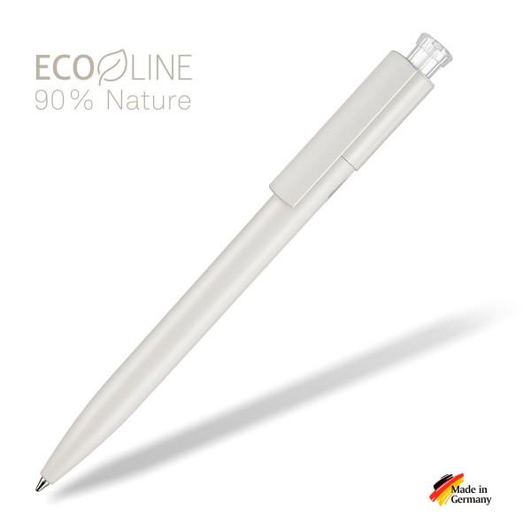 Kugelschreiber Ritter Pen Organic weiß