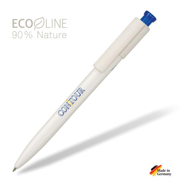 Kugelschreiber Ritter Pen Organic blau