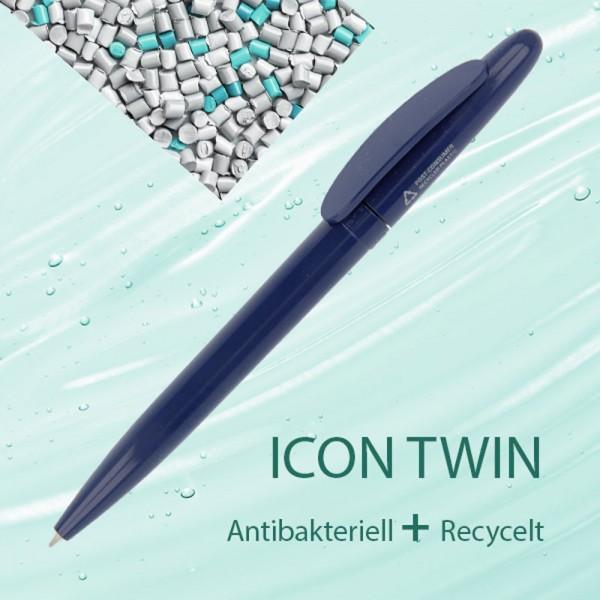 antibakterieller-recycelter-kugelschreiber-icon-twin-dunkelblau