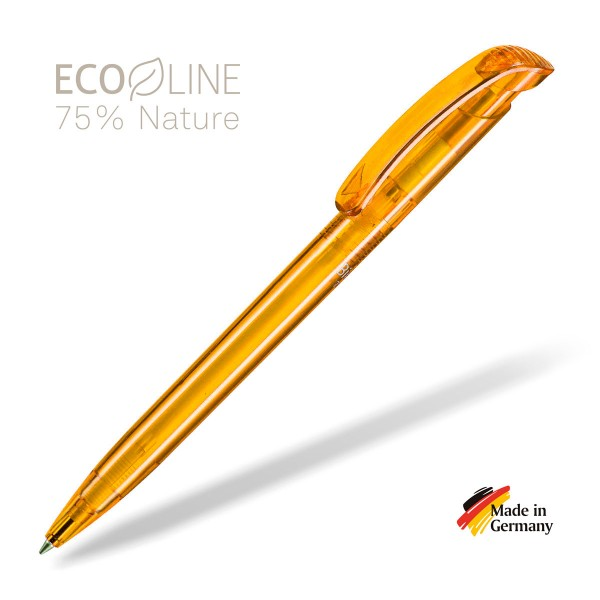 Ritter Pen Bio Clear gelb
