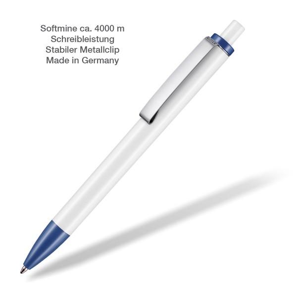 kugelschreiber exos p blau