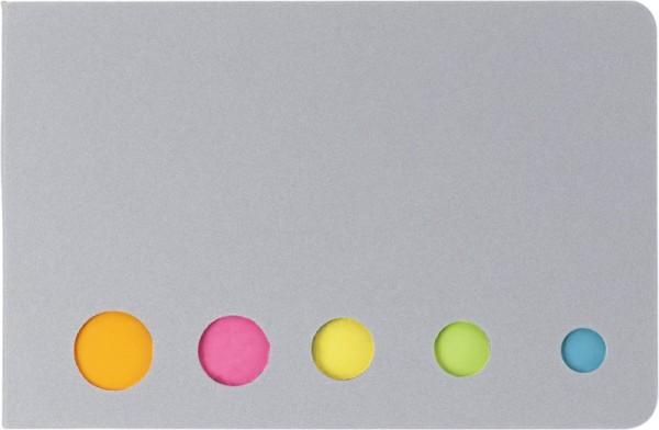 kleine-haftnotizen-5x20-silber