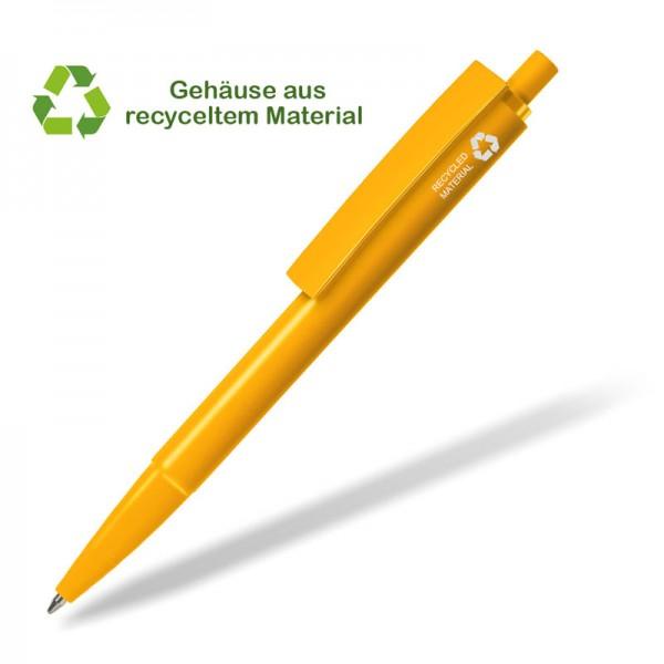 kugelschreiber-recycled-e-venti-gelb