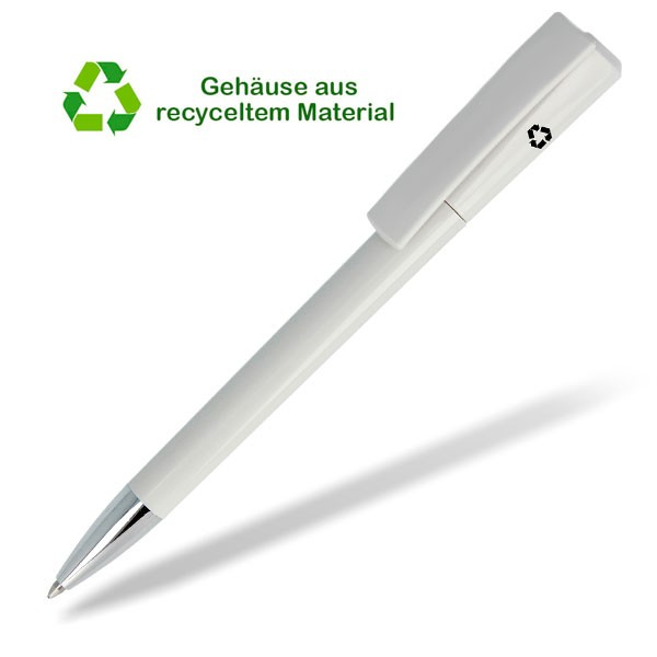 kugelschreiber-recycelt-elan-metallspitze-grau