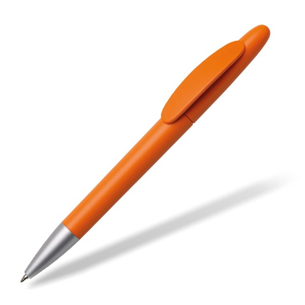 Kugelschreiber Icon IC 400 gedeckt orange