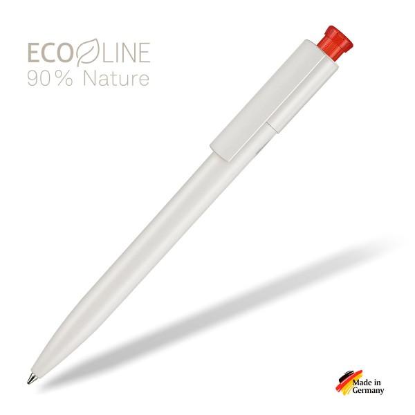 Kugelschreiber Ritter Pen Organic rot