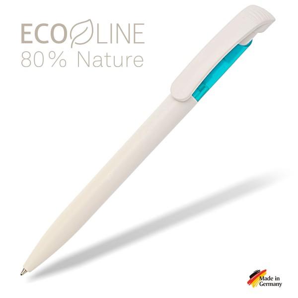 Kugelschreiber Ritter Bio Pen hellblau