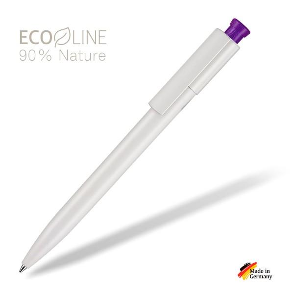 Kugelschreiber Ritter Pen Organic violett