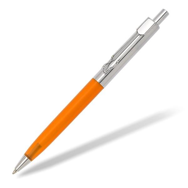 Kugelschreiber Lasikon orange